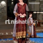 Nishat Linen Eid Collection 2013 for Women 003