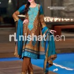Nishat Linen Eid Collection 2013 for Women 006