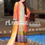 Nishat Linen Eid Collection 2013 for Women 011