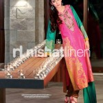 Nishat Linen Eid Collection 2013 for Women 012