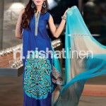 Nishat Linen Eid Collection 2013 for Women 015