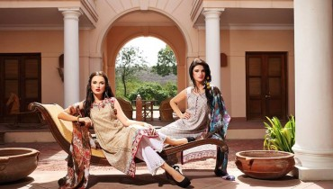 Pareesa Lawn Midsummer Collection 2013 by Chen One