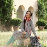 Pareesa Lawn Midsummer Collection 2013 by Chen One 004