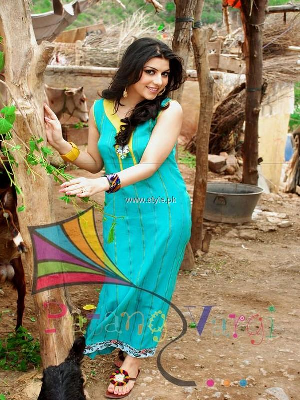 Patang Vargi Summer Collection 2013 for Women