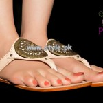Purple Patch Foot Wear Collection 2013 For Women 006