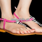 Purple Patch Foot Wear Collection 2013 For Women 009