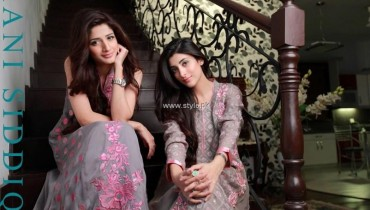 Rani Siddiqi Party Wear Collection 2013 for Women