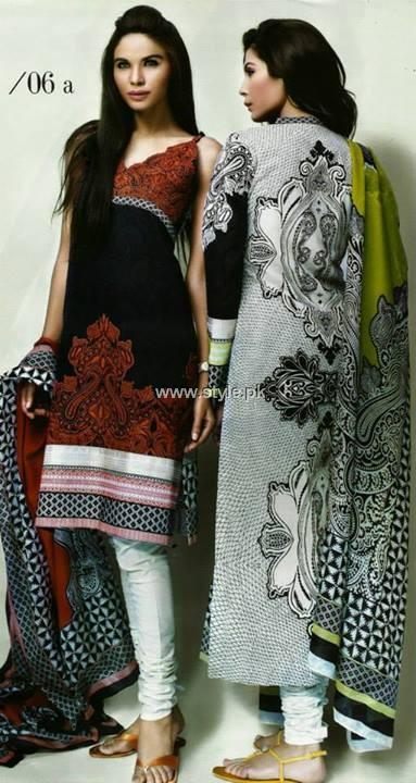 Sana Safinaz Eid Collection 2013 for Women 001 pakistani dresses designer dresses