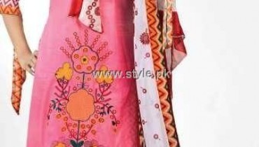Serene Lawn 2013 by Sitara Textiles for Women