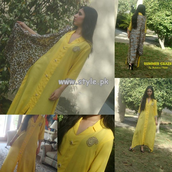 Shehrbano Malik Summer Collection 2013 For Women 007