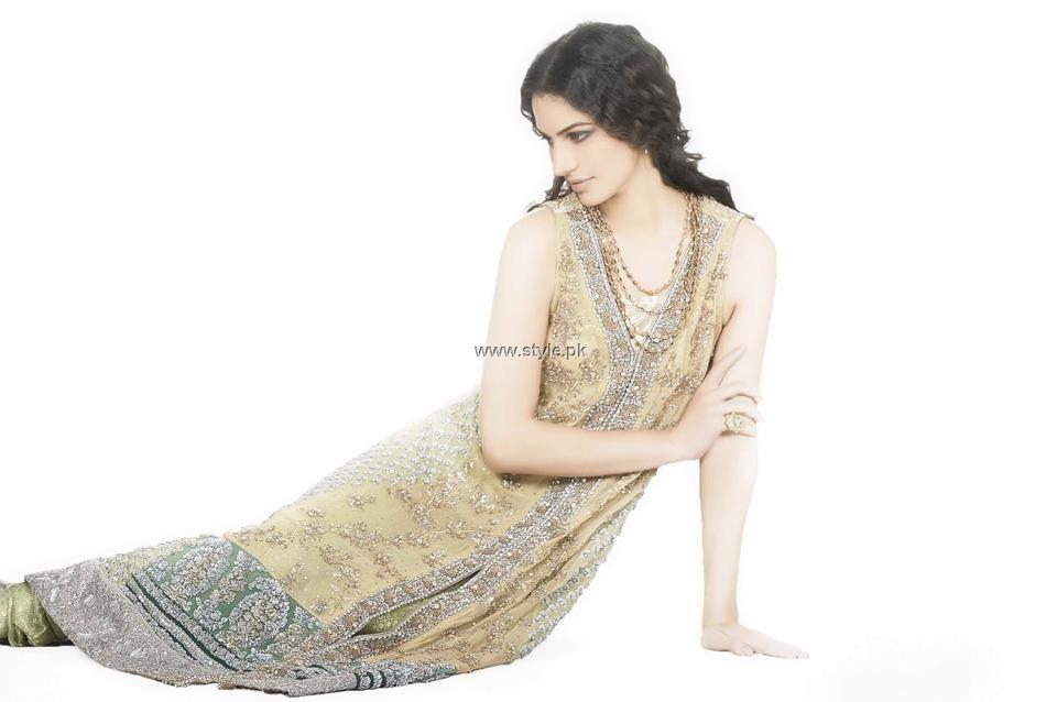Sobia Nazir 2013 Formal and Bridal Wear Dresses