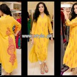 Spectrum by Uzma Sajid Summer Collection 2013 For Girls 002