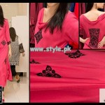 Spectrum by Uzma Sajid Summer Collection 2013 For Women 007