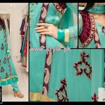 Spectrum by Uzma Sajid Summer Collection 2013 For Women 009