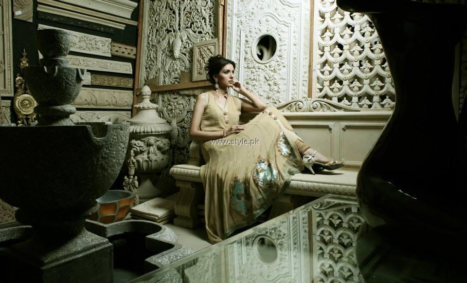 Umsha by Uzma Babar 2013 Vintage Collection
