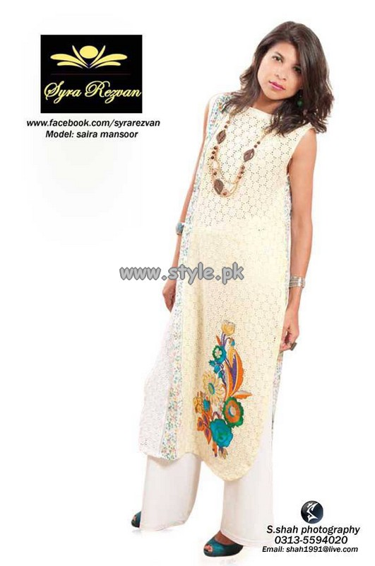 Vibgyor by Syra Casual Wear Dresses 2013 For Women 012