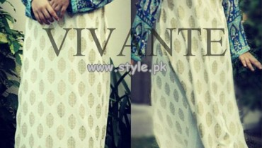 Vivante Women Pakistani Girls Clothes 2013 For Summer 013