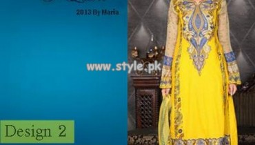 Yashfeen Lawn Eid Collection 2013 For Girls 002