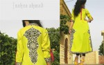 Zahra Ahmad Casual Wear 2013 Dresses for Women 005
