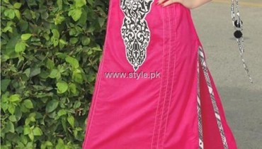Zahra Ahmad Casual Wear 2013 Dresses for Women