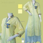 Zahra Ahmad Casual Wear 2013 Dresses for Women 007