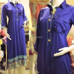 Zahra Ahmad Casual Wear 2013 Dresses for Women 008