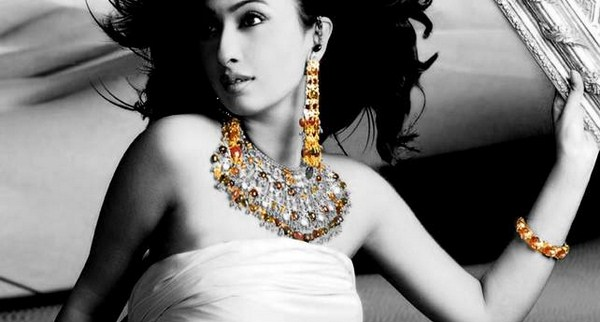 Afzal Jewelers Italian Jewellery Collection 2013 For Women 003