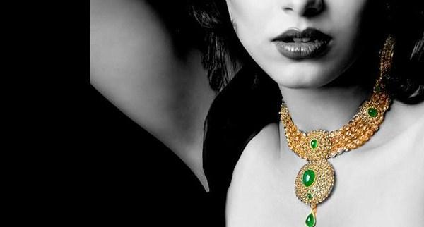 Afzal Jewelers Polki Jewellery Collection 2013 For Women 001