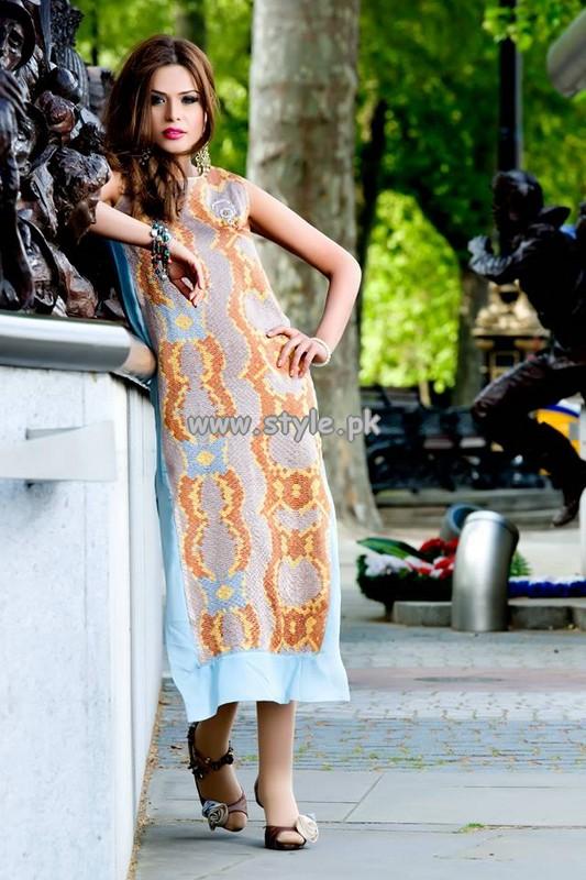 Ahsan Khan Eid Dresses 2013 For Girls 002