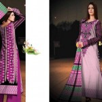 Al Hamra Textiles Kashish Lawn Collection 2013 Volume 3 For Women 0010