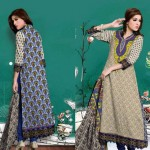 Al Hamra Textiles Kashish Lawn Collection 2013 Volume 3 For Women 0013