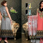 Al Hamra Textiles Kashish Lawn Collection 2013 Volume 3 For Women 0014