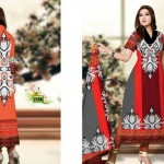 Al Hamra Textiles Kashish Lawn Collection 2013 Volume 3 For Women 009