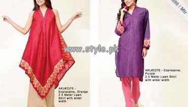 Al-Karam Textile Festive Single Prints 2013 For Eid-Ul-Fitr 005