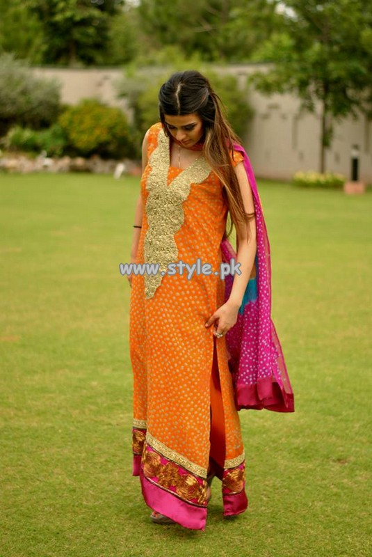 Andaaz Eid-Ul-Fitr Collection 2013 For Girls 006