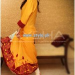 Aysha Anees Eid Collection 2013 For Girls 005