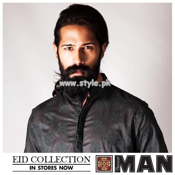 Bareeze Man Kurta Shalwar Collection 2013 For Eid-Ul-Fitr 007
