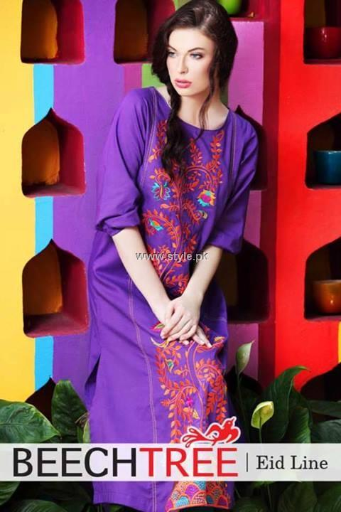 Beech Tree Eid Collection 2013 for Women