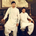 Bonanza Garments Eid Collection 2013 For Men 001