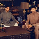 Bonanza Garments Eid Collection 2013 For Men 002
