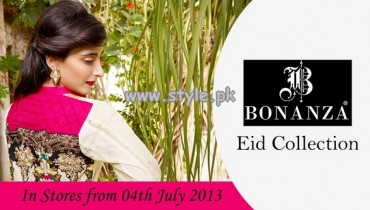 Bonanza Garments Eid Collection 2013 For Women 005