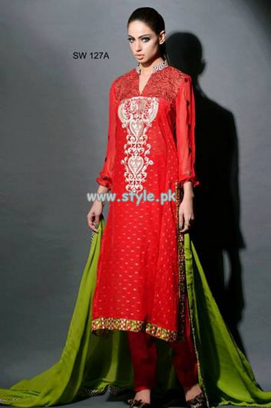 Charizma Eid Collection 2013 Volume 2 For Women 011
