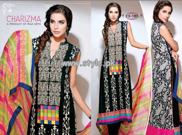 Charizma Eid-Ul-Fitr Collection 2013 For Women 009