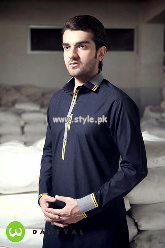 Daniyal Eid Collection 2013 For Men 010