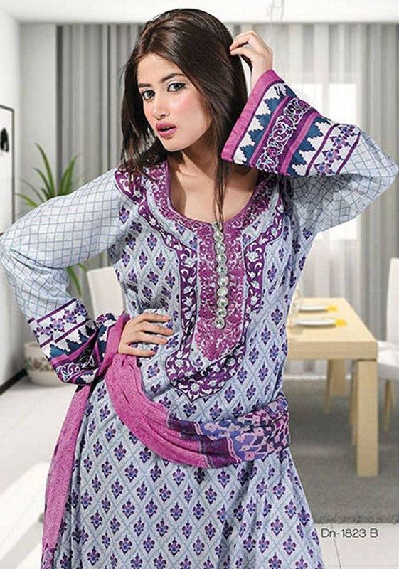 Dawood Textiles Eid Collection 2013 For Women 0010