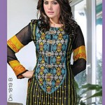 Dawood Textiles Eid Collection 2013 For Women 0015