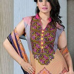 Dawood Textiles Eid Collection 2013 For Women 003
