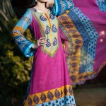 Dawood Textiles Zam Zam Lawn Collection 2013 Volume 3 For Women 0015