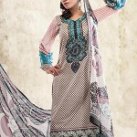 Dawood Textiles Zam Zam Lawn Collection 2013 Volume 3 For Women 001