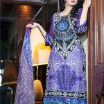 Dawood Textiles Zam Zam Lawn Collection 2013 Volume 3 For Women 0017